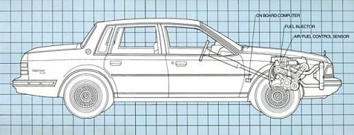 Buick Cutaway