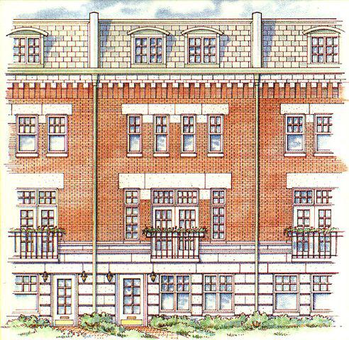 Embassy Club Rowhouse