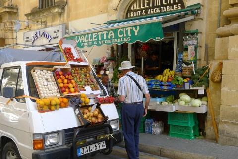 Ilginc Malta Yemekleri