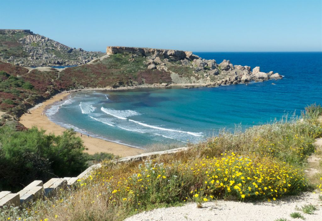 5 Maddede Malta Plajlari