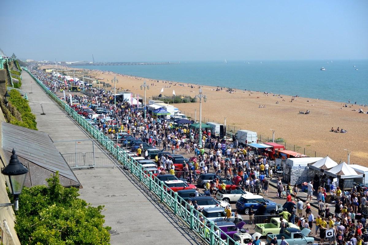 İngiltere Dil Okulu Maceram: Martılar Şehri Brighton