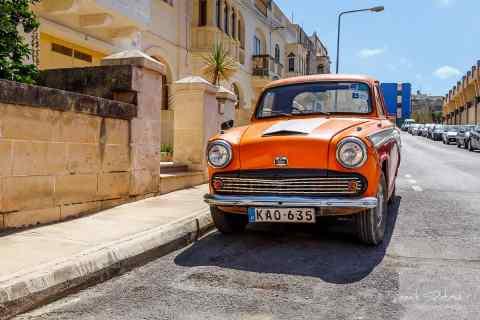 Malta'da Araba Sahibi Olmak