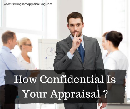 how-confidential-is-your-appraisal-report