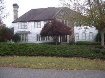 EIFS/Synthetic Stucco Houses