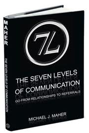 7 levels of communication book