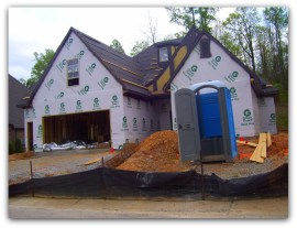 Pelham, AL-Ballantrae subdivision new construction