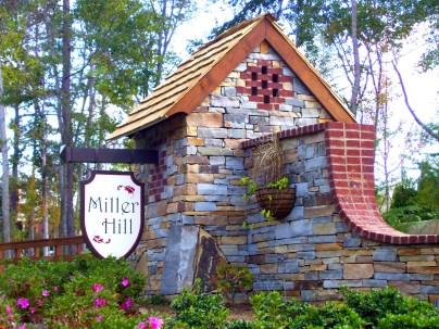 Miller Hill Subdivision, Vestavia Hills Alabama