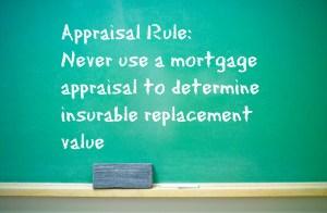 insurance appraisal rule