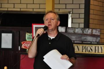 speaker Tom Horn