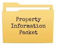 property information packet