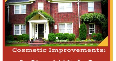 cosmetic improvements
