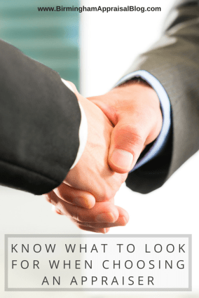 Tips for hiring an appraiser you can trust