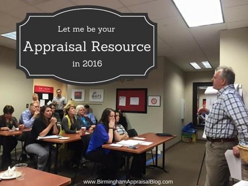 Appraisal Resource Tom Horn