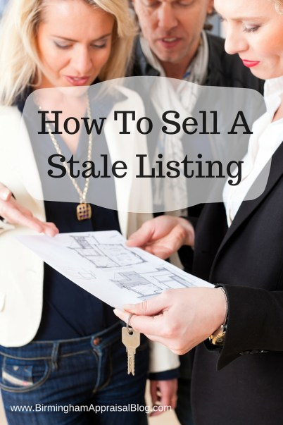 How To Sell A Stale Listing