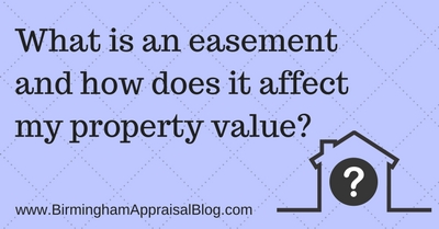 how-does-easement-affect-property-value