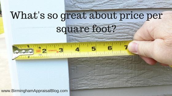 price-per-square-foot-weakness