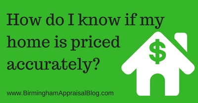 pricing your home accurately