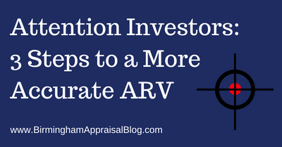 Steps to a More Accurate ARV
