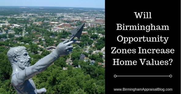 Will Birmingham Opportunity Zones Increase Home Values