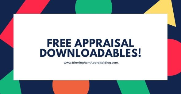 appraisal downloadables