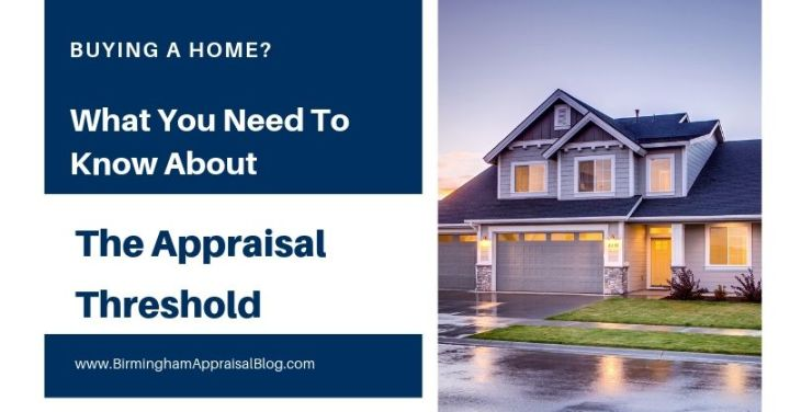 Increase in appraisal threshold 2
