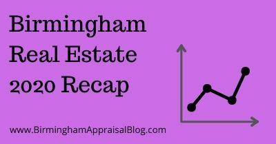 Birmingham Real Estate 2020 Recap