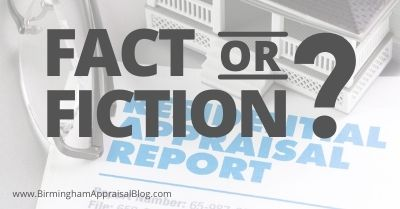 APPRAISAL FACT OR FICTION