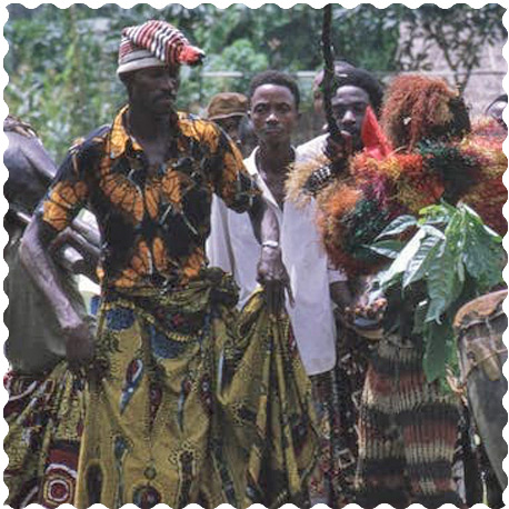 Exhibition Talk – Masquerade in the Cross River Region: 