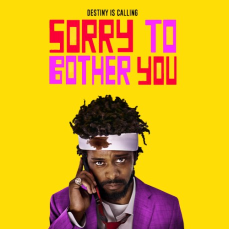 Film Screening Sorry To Bother You