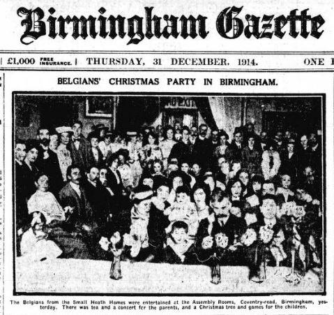 belgian-refugees-christmas-party-gazette-dec-1914