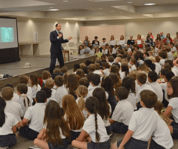 Education Extra: Our Lady of Sorrows Catholic School ...