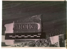 David Talbot-Rice Archive, Brick Stamp