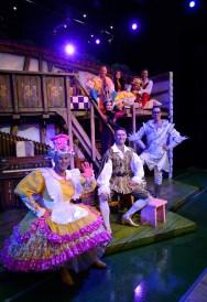 Snow White and the Seven Dwarfs, Birmingham Hippodrome. 23rd Sep
