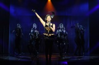 Alexandra Burke in The Bodyguard (Photograph of West End production) - 6402 - photo by Paul Coltas