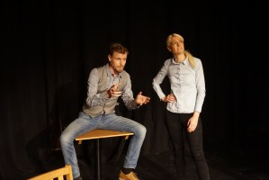 The Object - performed by Victoria Bang and Daniel Malmqvist