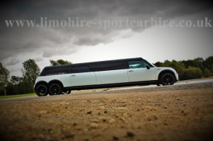 mini cooper limo hire in Birmingham