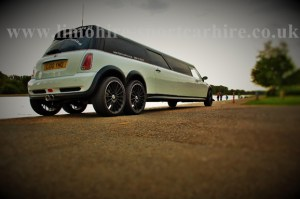Mini Cooper limos Hire Birmingham 6n