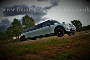 Mini Cooper limos Hire Birmingham 8n