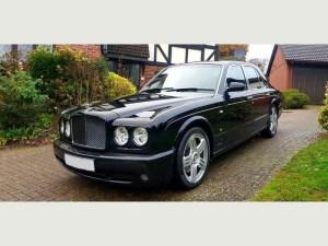 Bentley Arnage Birmingham Limo Service