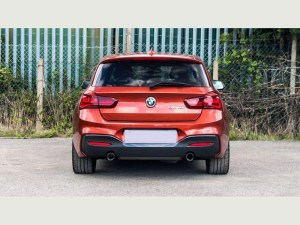 BMW 1 Series sports car hire in Birmingham