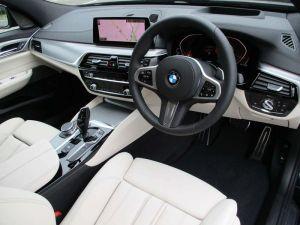 Bmw 6 series sports car