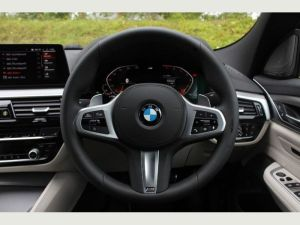BMW 5 Series Touring Sports Car hire