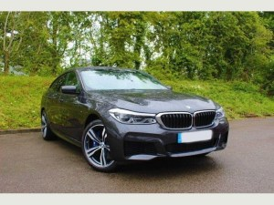BMW 6 SERIES cheap limo hire birmingham