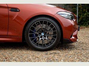 BMW M2 cheap prom car hire birmingham