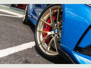 BMW M2 birmingham limo
