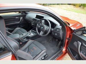 BMW M2 limo hire birmingham prices
