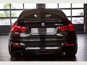 BMW M3 wedding car hire in birmingham