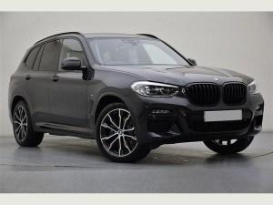 BMW X3 limo hire in birmingham