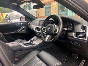 BMW X6 limos in birmingham