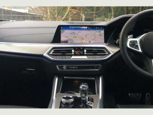 BMW X6 birmingham limo service